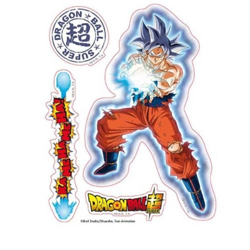 Stickers Adesivi Dragonball Super