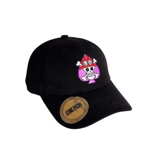 Cappello Logo Portgas Ace One Piece