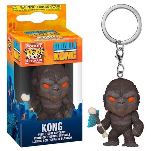 Funko Pocket Keychain Kong with Axe