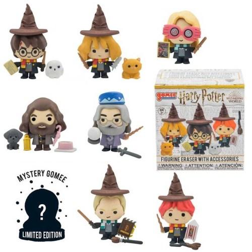 Harry Potter Mystery Miniatura con Accesori in Gomma per cancellare