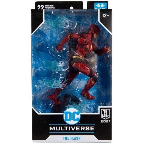 Action Figure Flash DC Justice League Movie 18 cm