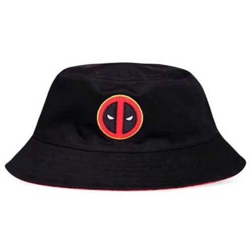 Cappello da Pescatore reversibile Deadpool