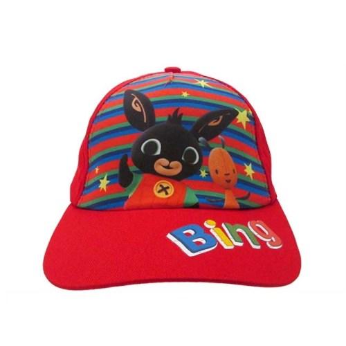 Cappello per bambino BING rosso