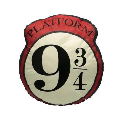 Cuscino Tondo Platform 934 Hogwarts Express
