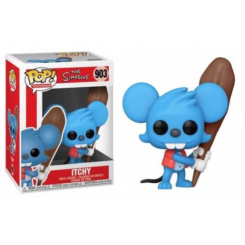 Funko POP Itchy Fichetto 903 The Simpson