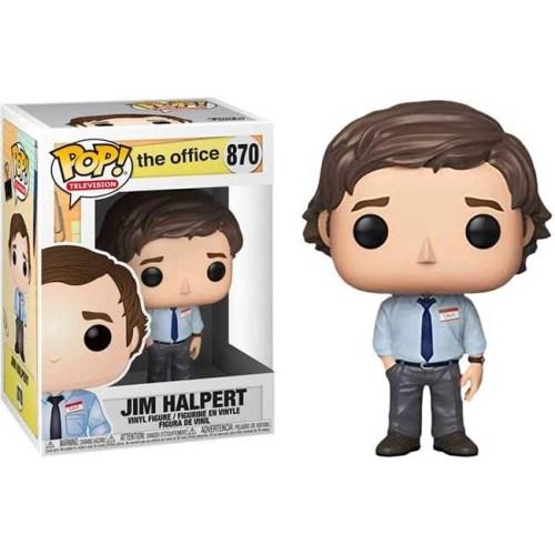 Funko POP Jim Halpert 870 The Office