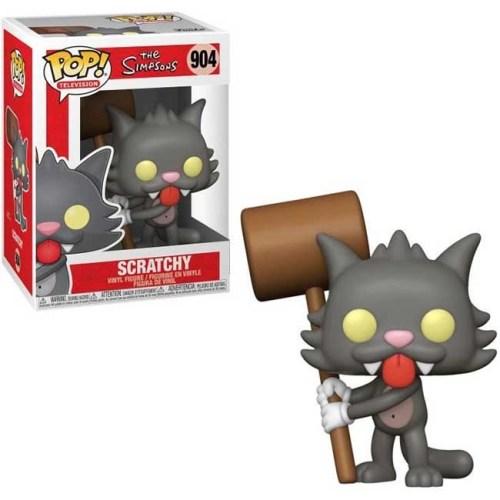Funko POP Scratchy Grattachecca 904 The Simpson