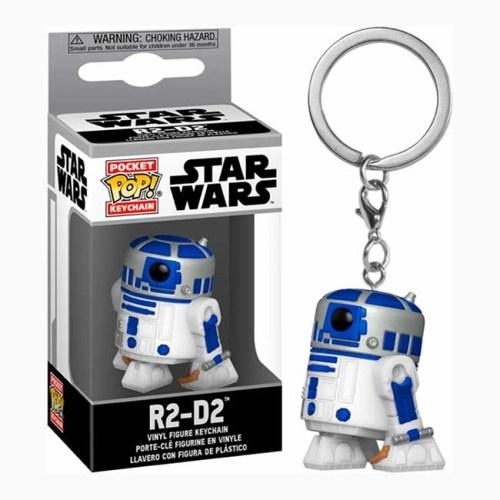 Funko Poket POP Keychain portachiavi R2-D2 Star Wars