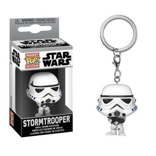 Funko Poket POP Keychain portachiavi Stormtrooper Star Wars