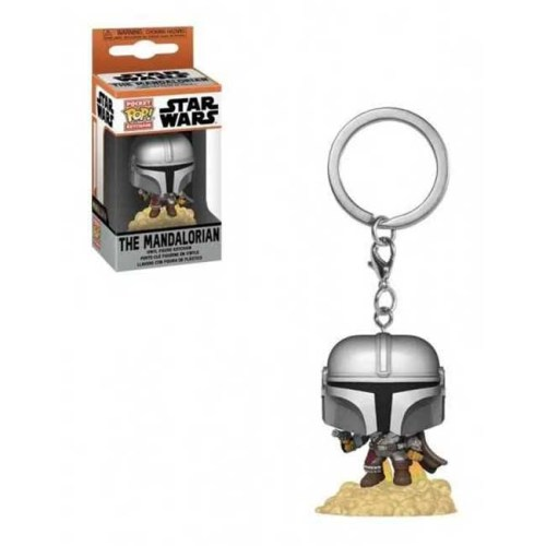 Funko Poket POP Keychain portachiavi The Mandalorian Star Wars