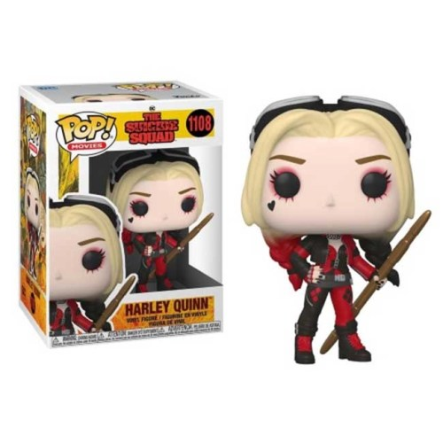 Funko Pop Harley Quinn 1108 The Suicide Squad