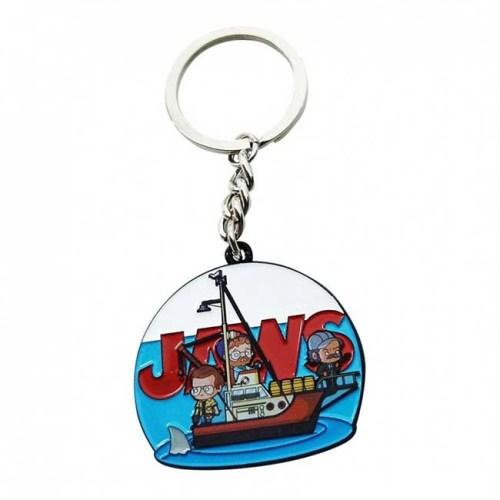 Portachiavi in metallo Jaws Limited Edition