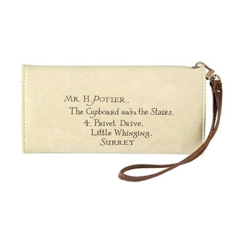 Portafoglio Buisness Pochette Lettera di Hogwarts