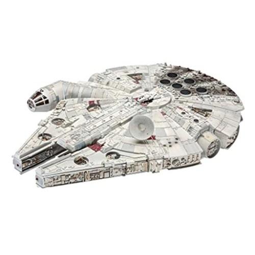 Star Wars Model kit 1-72 Millenium Falcon 38 cm