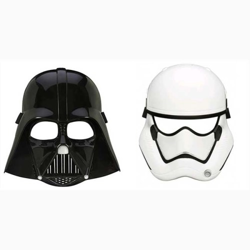 Maschera Star Wars Darth Vader Stormtrooper