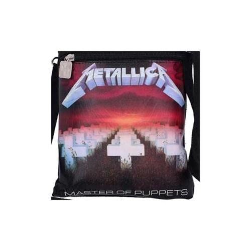 Metallica Master of Puppets Borsa a Tracolla
