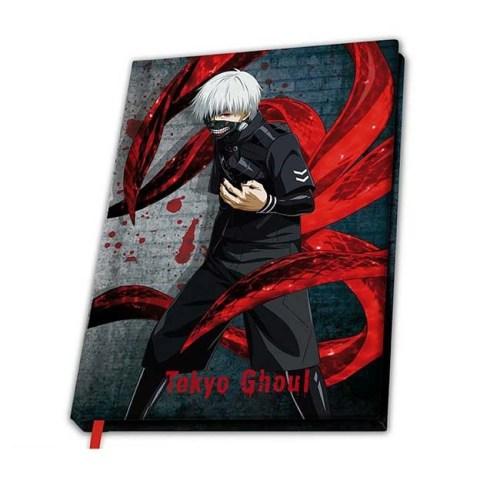 Notebook Tokyo Ghoul Ken Kaneki