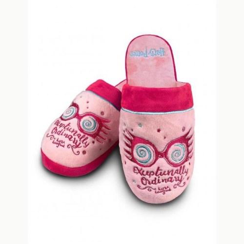 Pantofole Luna Lovegood Harry Potter Rosa UK 5-7 EUR 38-41