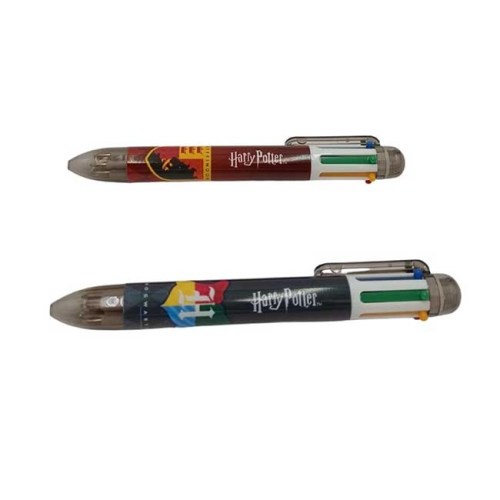 Penna Multicolore Harry Potter