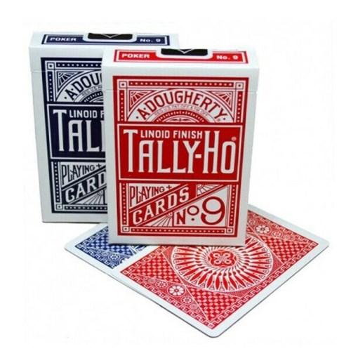 Carte da gioco Bicycle Tally-Ho