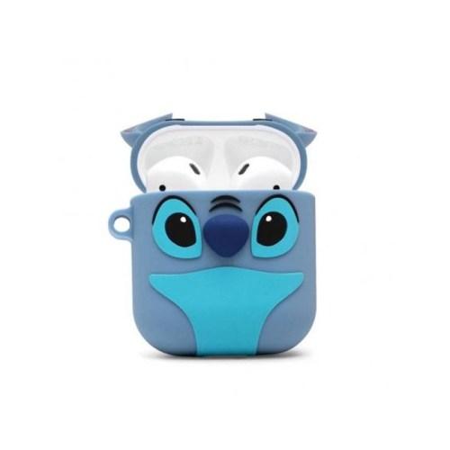 Custodia Air Pods Stitch Disney