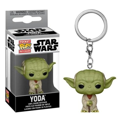 Funko Pocket Pop Keychain Yoda Star Wars