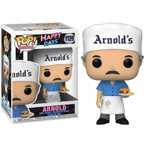 Funko Pop Arnold Happy Days 1126