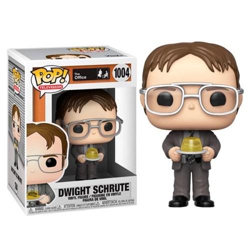 Funko Pop Dwight Schrute The Office 1004