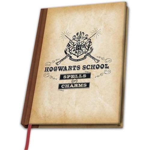 Notebook Hogwarts school spells e charms