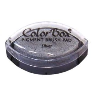 Tinta Color Box Plata Metalico