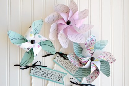 Accesorios Pinwheel Punch Board, We R Memories
