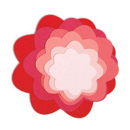 Troquel Framelits Flowers