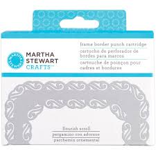 Cartridge Borde Flourish Scroll, Martha Stewart Crafts
