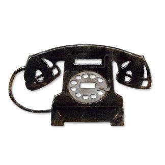 BigZ Telefono Vintage, Sizzix