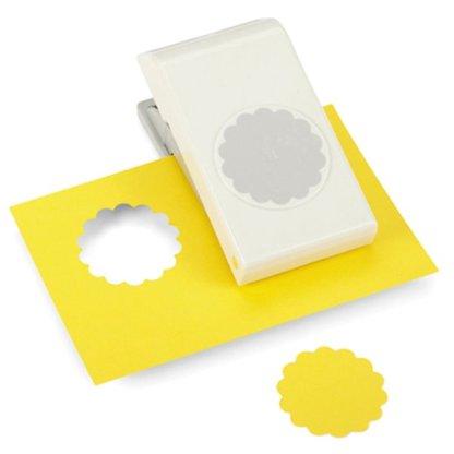 Perforador Scallop Circle, EK Tools