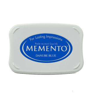 MEMENTO Ink Pad - Bahama Blue