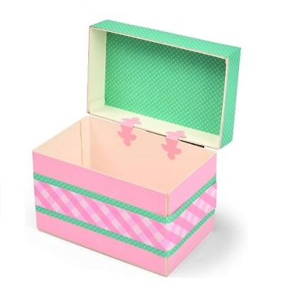 Sizzix ScoreBoards XL Die , Treasure Box