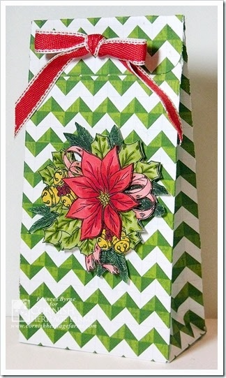 Gift Bag Punch Board W R Memories