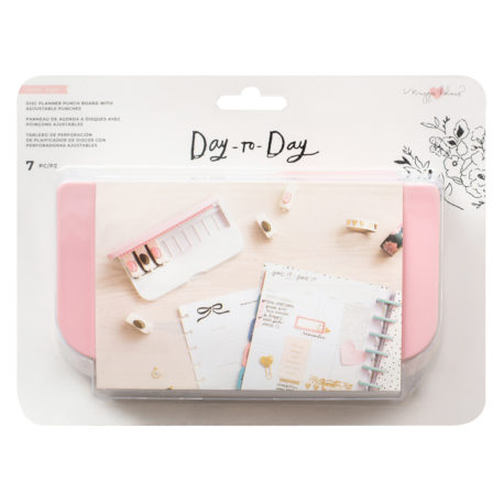 Crate Paper – Maggie Holmes – Disc Planner Punch