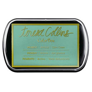 Glam Green Teresa Collins Ink Pad
