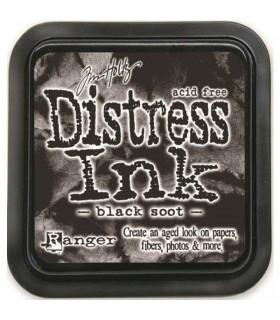 Tinta Distress, Black Soot, Ranger Tim Holtz