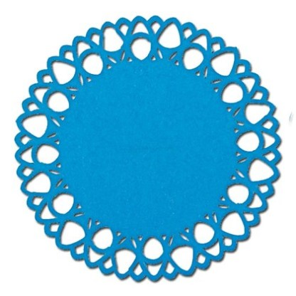 Cartridge Borde Circular Modern Lace