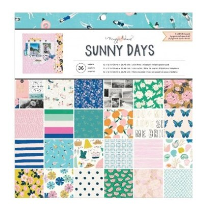 Paper Pad Sunny Days, Maggie Holmes