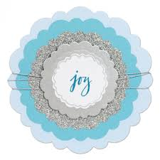 Framelits Mini Scallop Circle, Sizzix