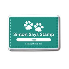 Simon Says Ink Pad Teal