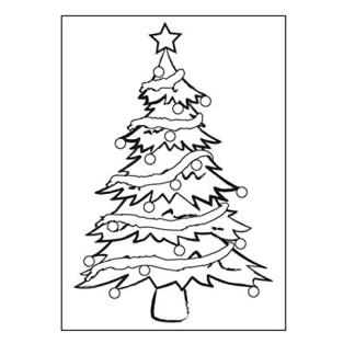 Texturizador Christmas Tree, Darice