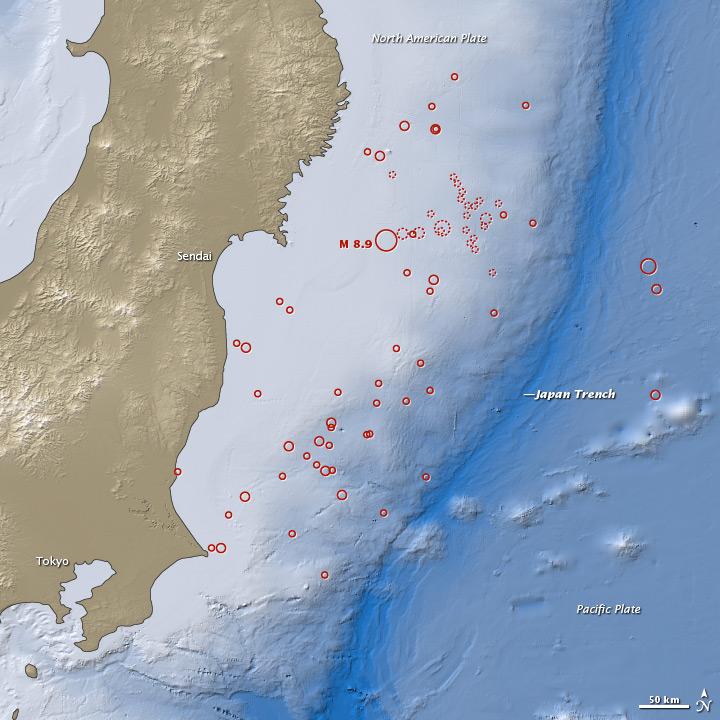 Lo que hay que saber sobre el terremoto y tsunami en Japón (4/6)
