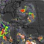 Caribean and Gulf GOES