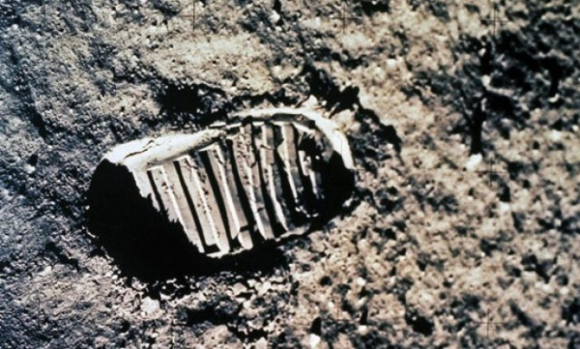 """""""One small step for a man, one giant step for mankind"""""""