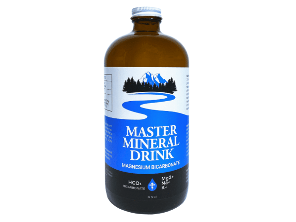 magnesium bicarbonate master mineral drink